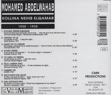 Kollina Nehib Elqamar