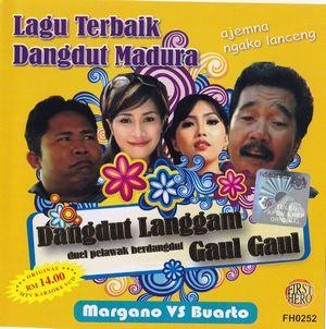 Lagu Terbaik Dangdut Madura