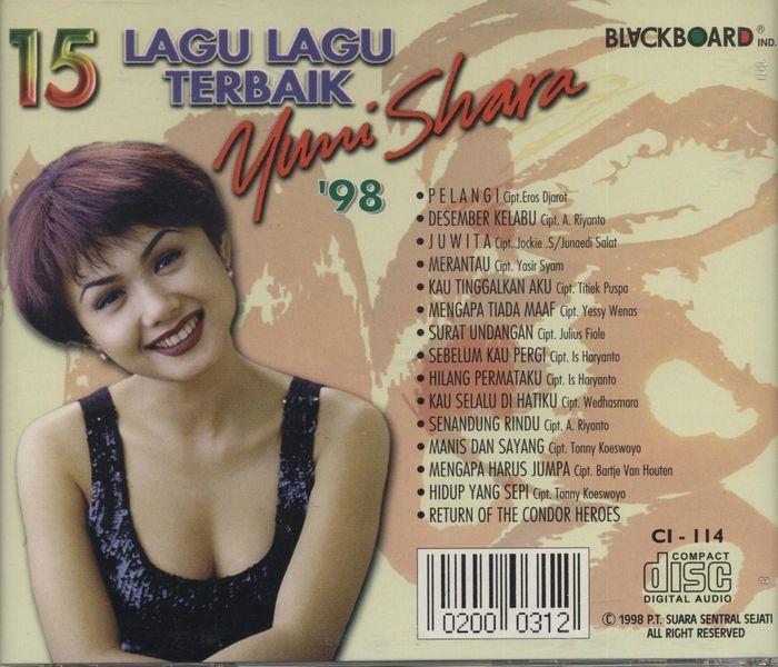 15 Lagu-lagu Terbaik Yuni Shara