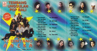 Tembang Unggulan Pop Bali