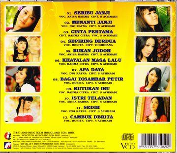 Koleksi Emas Album Awara