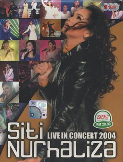 Live in concert 2004