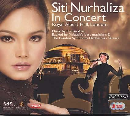 In Concert , Royal Albert Hall London