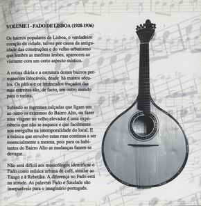 Fado de Lisboa (1928-1936)