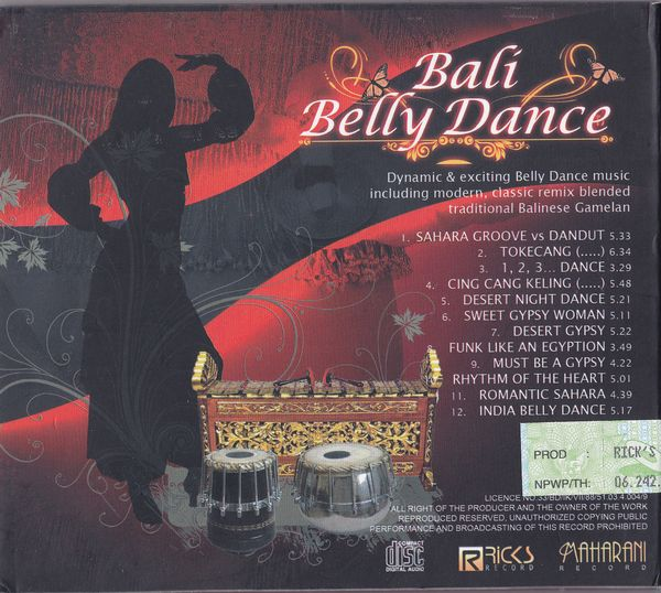 Bali Belly Dance