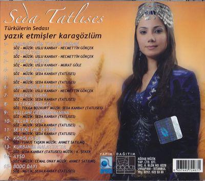 Yazik Etmisler Karagozlum