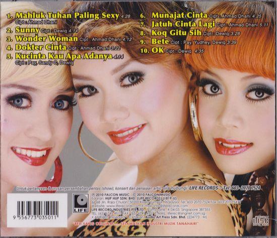 Hits Ahmad Dhani dan Dewiq