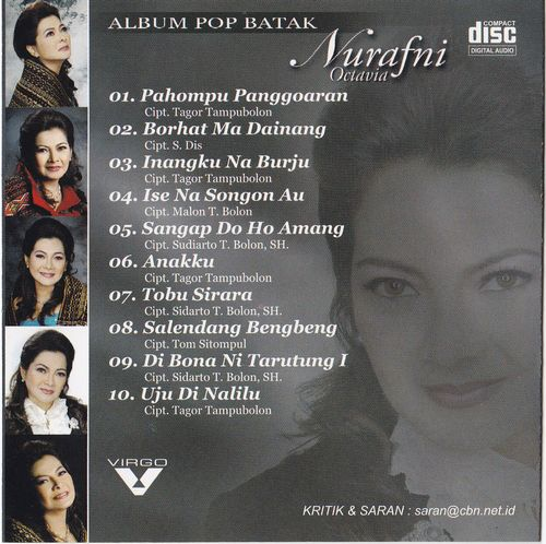 Album Pop Batak