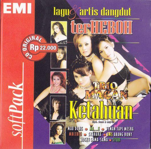 Lagu & Artis Dangdut Terheboh