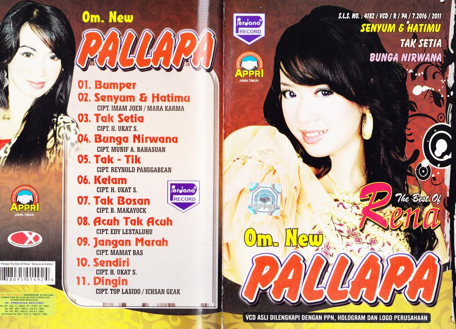 The Best of Rena  OM. New Pallapa