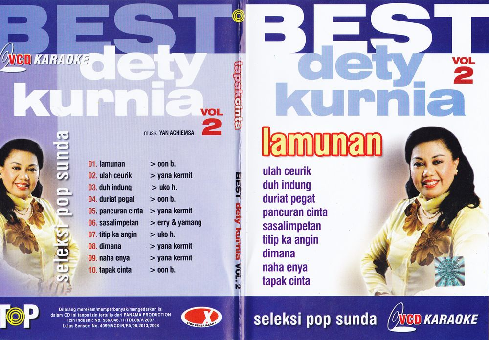 Best Dety Kurnia Vol.2