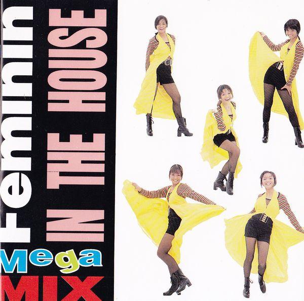 Feminin in the House -Mega Mix-