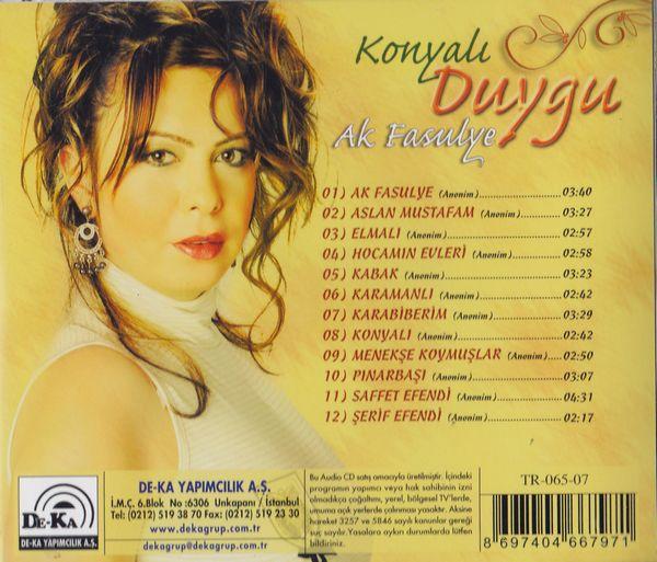 Ak Fasulye