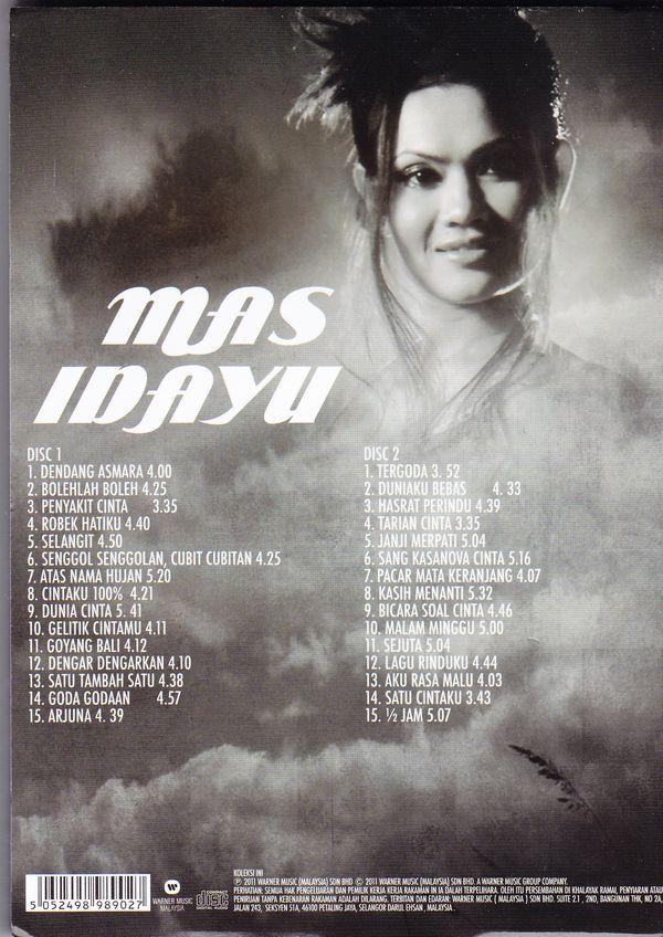 Biografi Mas Idayu