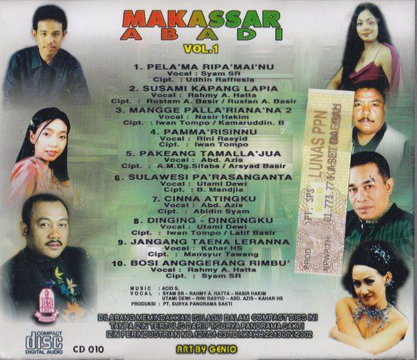 Makassar Abadi Vol.1