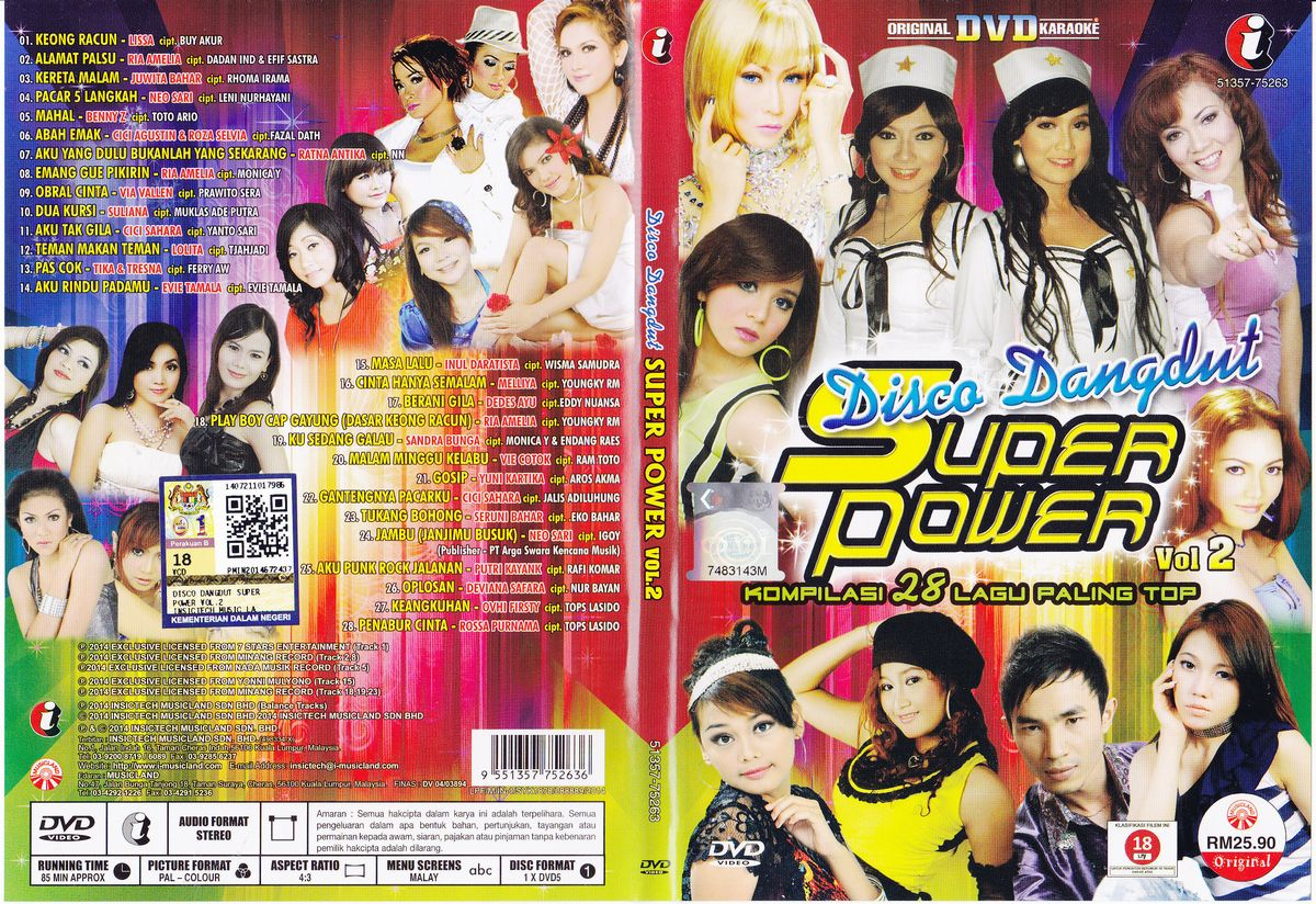 Disco Dangdut Super Power Vo.2