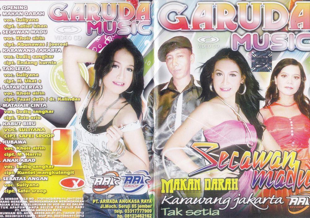 Garuda Music : Secawan madu