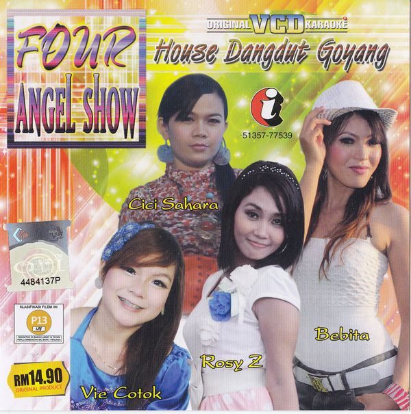 Four Angel Show
