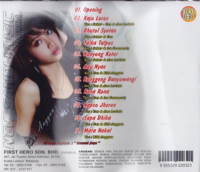 Lagu-lagu Terbaik Dangdut Madura