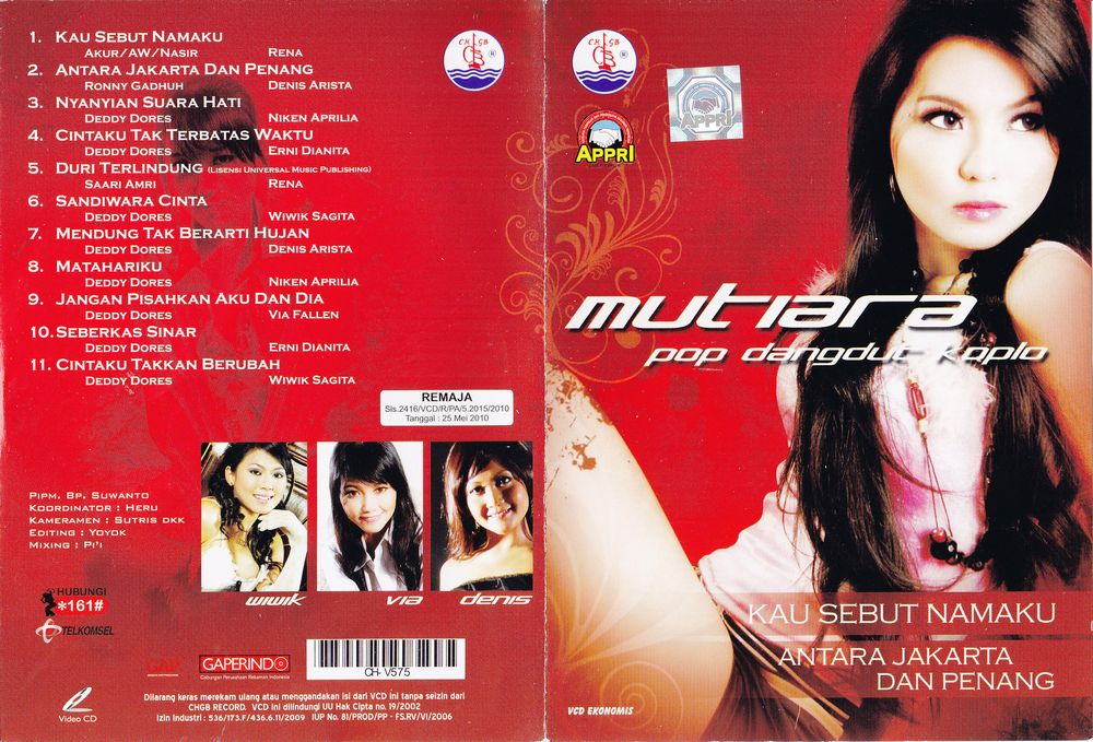 Mutiara Pop Dangdut Koplo