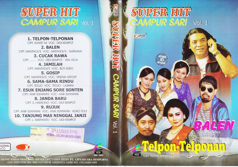 Super HIt Campursari
