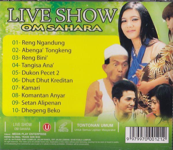 Live Show OM Sahara