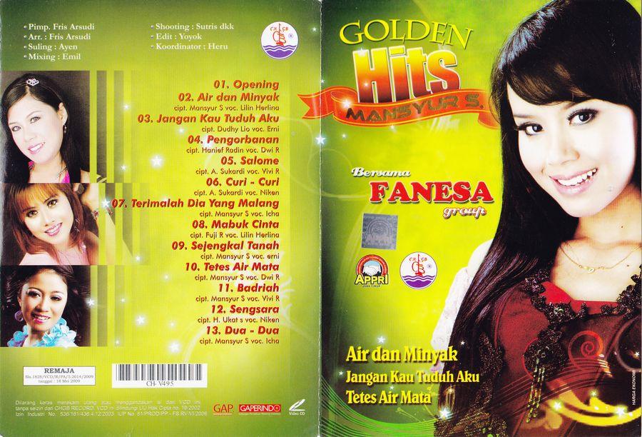 Golden Hits Mansyur S