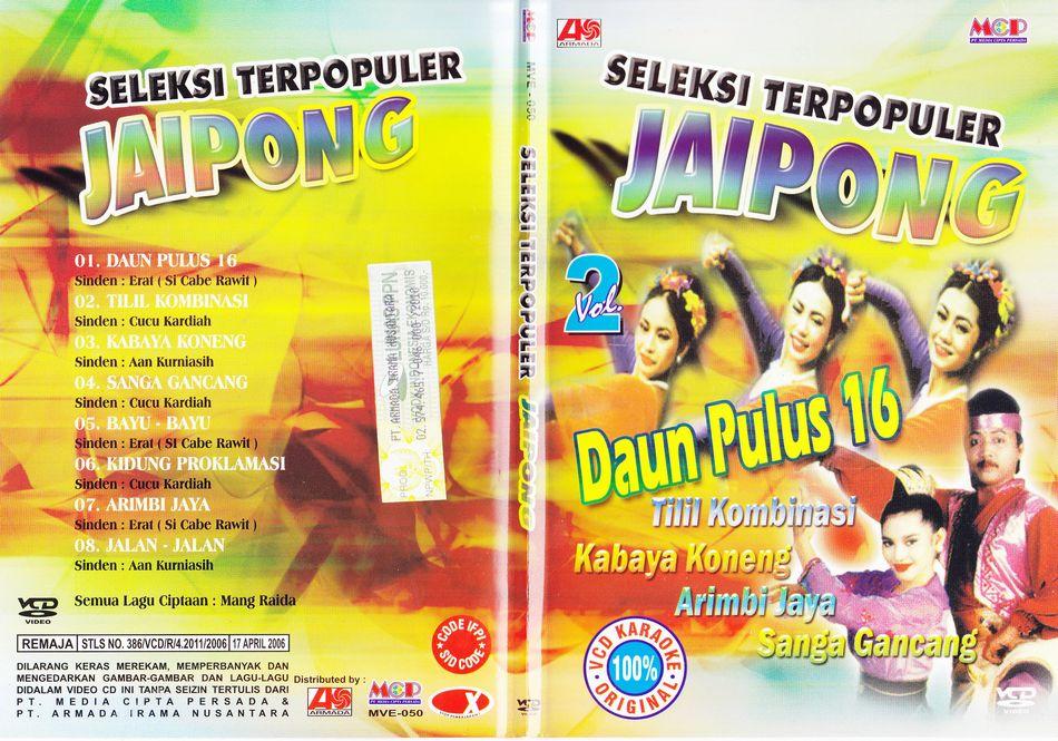 Seleksi Terpopuler Jaipong Vol.2