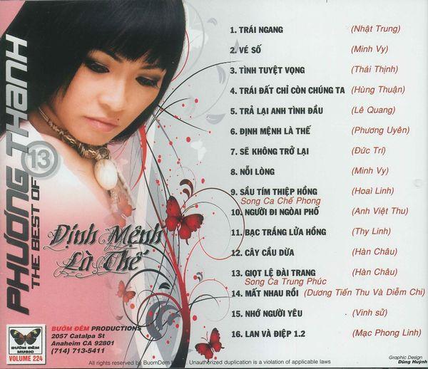 Dinh Menh La The