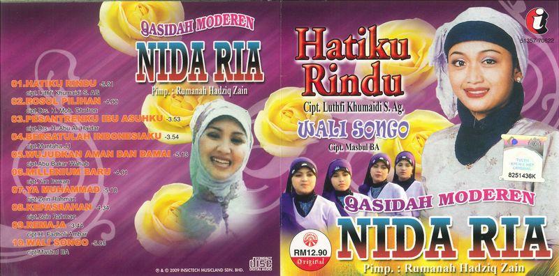 Qasidah ModernーHatiku Rindu