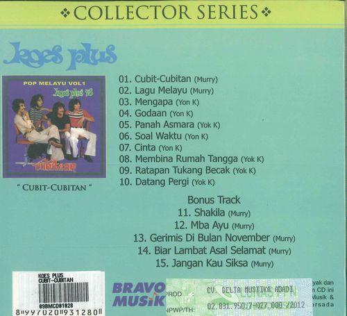 Pop Melayu Vol.1