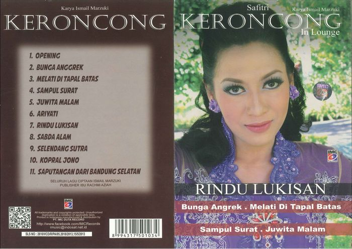 Keroncong in Lounge
