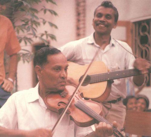Cantigas Do Ceilao Sri Lanka